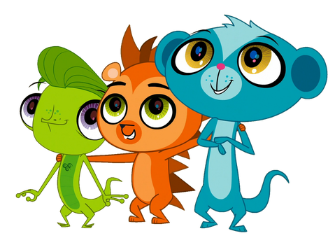Lps Best Bros Vector by Varg45