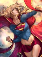 SuperGirl by Artipelago