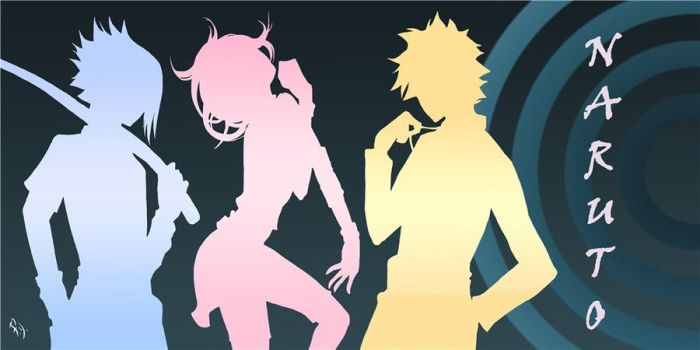 silhouettes by Lenalee-sama