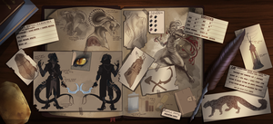 [S-B DnD] AAVA 312 VISUAL REFERENCE - STARTER KIT by Corvituus