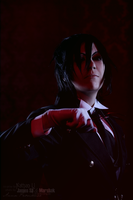 Sebastian Michaelis by AnnaProvidence