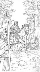 Caesar and the Battle of Alesia Page 01 by JerMohler