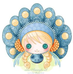 Little Dollie Russe by Nailyce
