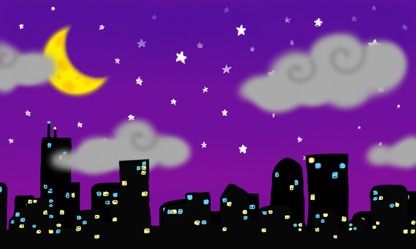Slumber City by SpookyTanuki