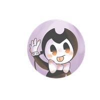 Bendy badge by Only091