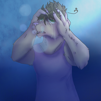 Drowning by Cockatooage