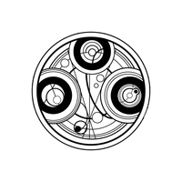 DW Symbols 1 - Time Lord by DanYeomans