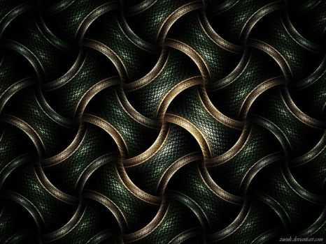 Royal Weave II by Zueuk