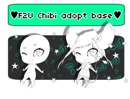 [F2U] USB-Mouse Adopt base by MissBlubb