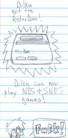 Angry Video Game Dillon by Dillon-the-hedgehog