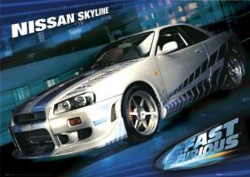 Nissan Skyline by Chris75