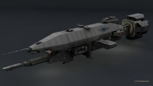 B5 Warlock Destroyer WIP 18 by 2753Productions