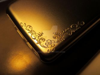 Nokia 6300 backplate by ZeARcH