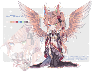 [Closed] Marchen Ayrlet N09 / Auction by Katzyrine