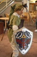 Twilight Princess Link costume by tigerangel
