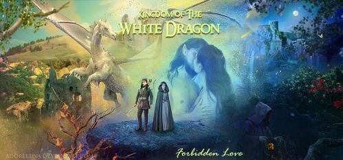 Kingdom of the White Dragon: Forbidden Love by adoreluna