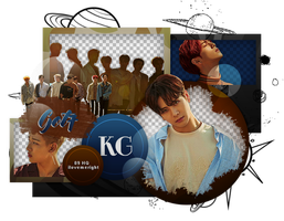 GOT7 PACK PNG by KoreanGallery