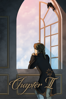 Chapter 2 - Cover [Redrawn] by SophiePf