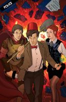 Hot Topic Doctor Who by KellyYates