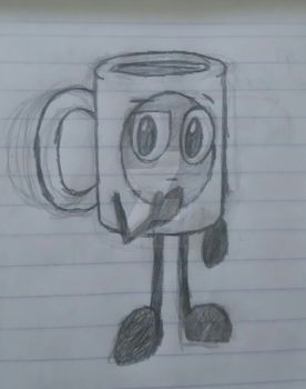Coffee Mug - Request (Traditional) by CadenFeather