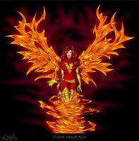 Dark Phoenix - Full by rehsurc