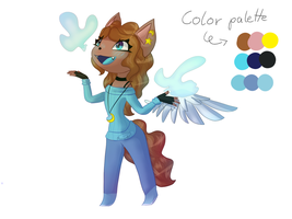 My OC Moonwater by Moonwater241
