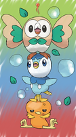 The Bird Starters by ConnorGotchi
