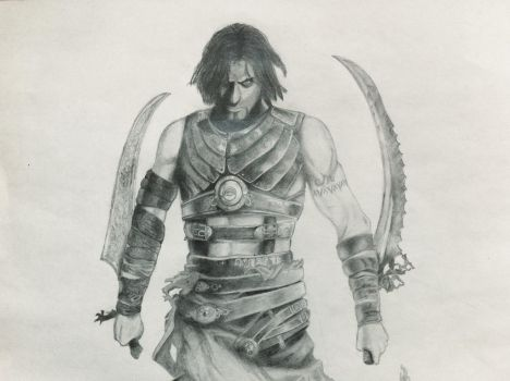 Prince of Persia WW by wolfsbrow