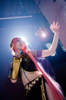 VOCALOID2 Megurine Ruka by smallw