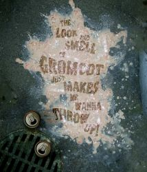 Gromcot - Typography by d4m