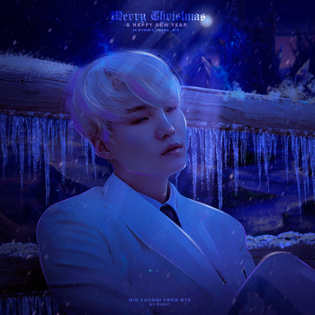 Suga / Merry Christmas by byDurst