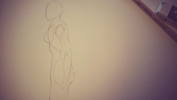 Practising - Human Body/Female by Train18