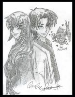 Request: Ayame Sohma by AmberPalette