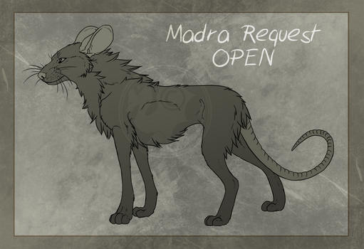 Adoptable - Madra Requests by Mikaley