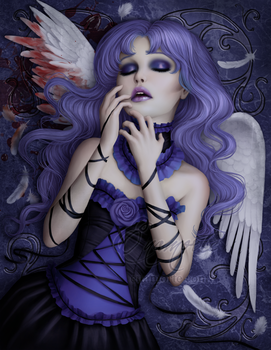 Broken Wing by Enamorte