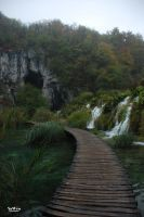Plitvice Lakes National Park by Ya-Wen
