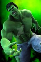 Hulk Smash!! by CodenameZeus