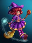 Little Witch by Hikari-chyan
