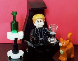 General Hux's Night Off by Diminished-Comet