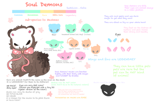 Soul Demons ref by SushiLion