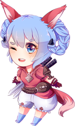 Tera Avatar by Music-dog