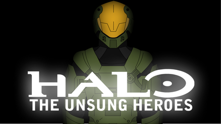 Halo: The Unsung Heroes by JamesBryce