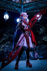 Remilia Scarlet Cosplay by Sakurith