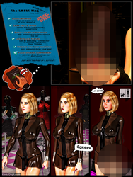 Comic#1 - Page 3 - Slave Annie by KinkyDept