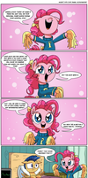 Pinkie Cheers You Up! by Daniel-SG