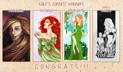 Nike's contest winners by NikeMV