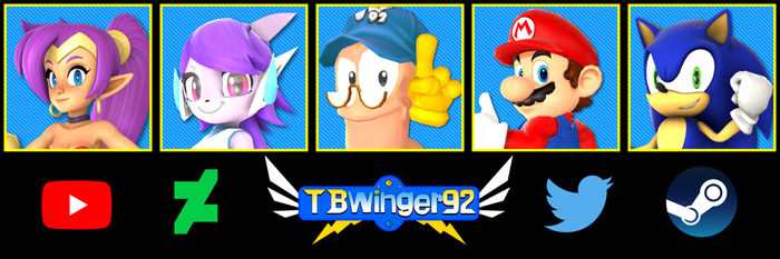 Profile Banner - 2018 Part 2 (DeviantID) by TBWinger92