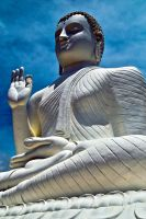 Sitting  Buddha by CitizenFresh