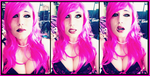 Think Pink!!! by MissEvaMadison