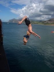 diving in wales by yap359